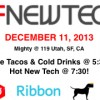 12.11: HOT SmartWatch, Ribbon, Swapbox, go fetch it, Koding, and more!