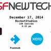 12.17 SF New Tech: Bina, Versal, Fitmo, Postmob, Xero, GoodCall and more!