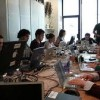 The Emergence of Coworking: Startups share offices before they scale