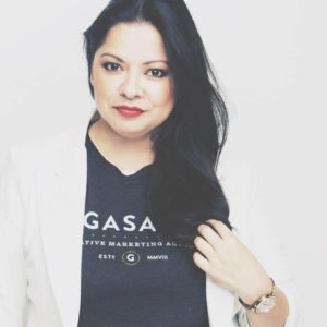 Lala Castro, Founder #LatinaGeeks