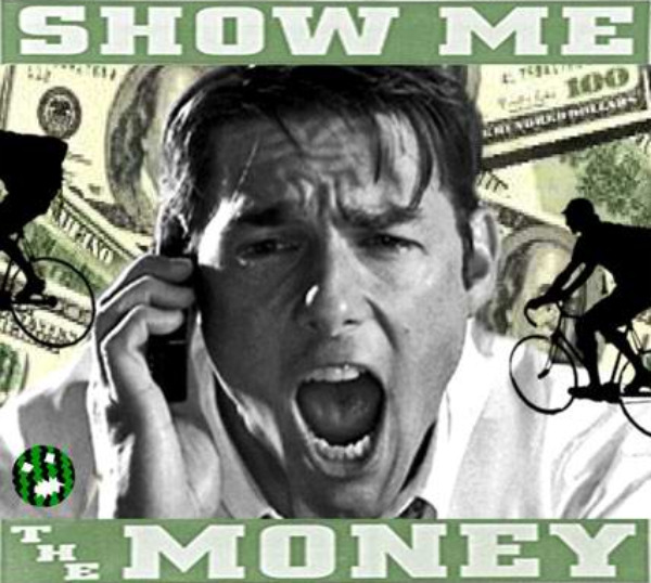 show me the money sfnewtech interviews of startup business model