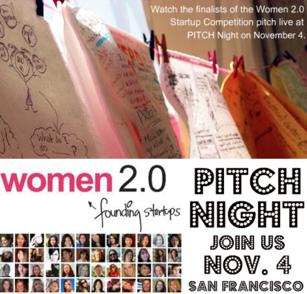 women2 pitch night nov 4 register get tickets